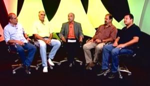 Em 2014 foram gravados os episódios do Espacial Amazônia nos estúdios da TV Cultura do Amazonas