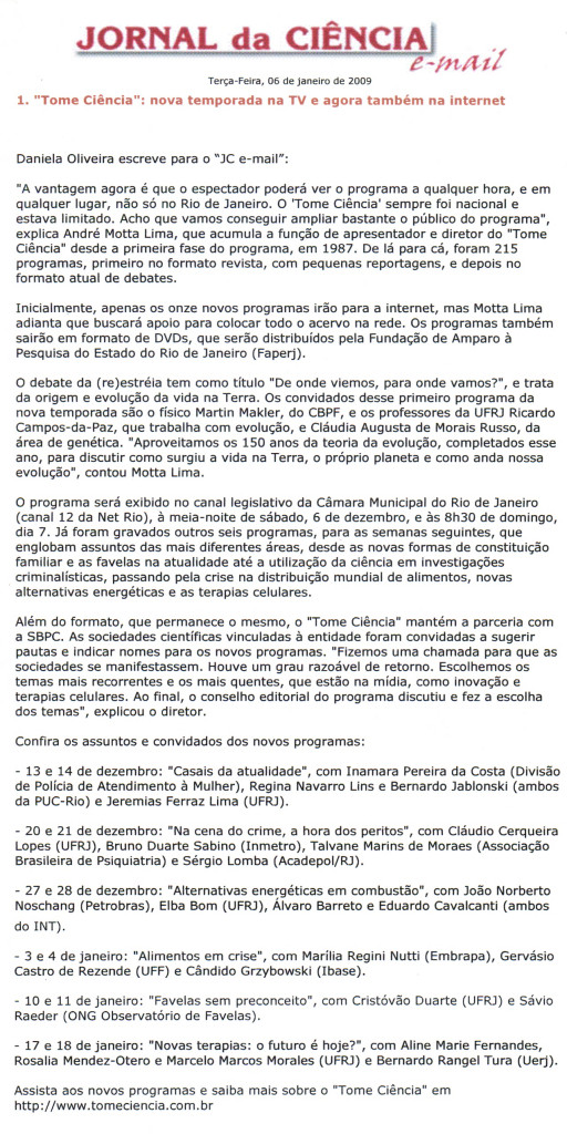 JornalCiencia06-01-09